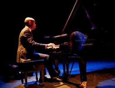 concierto de Aaron Diehl